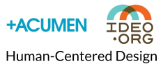 IDEO and Acumen Human-Centered Design certificate